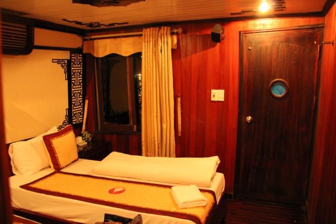 Boat Hotel Cabin Room