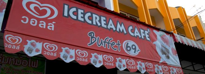 ICECREAM BUFFET!!