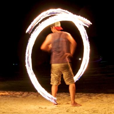 Fire Dancing (2)