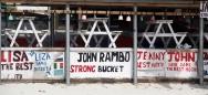 Rambo doesn't mess around