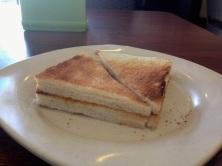 They took my crust!!!