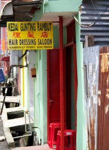 Hair Saloon?