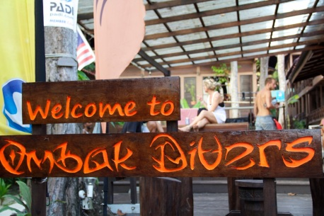 Ombak - Good action movie, not so great of a place to stay.
